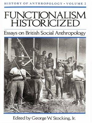 cover image of Functionalism Historicized