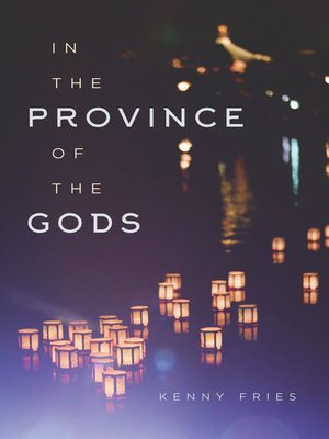 cover image of In the Province of the Gods