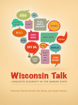 cover image of Wisconsin Talk