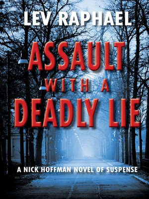 cover image of Assault with a Deadly Lie