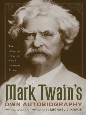 cover image of Mark Twain's Own Autobiography