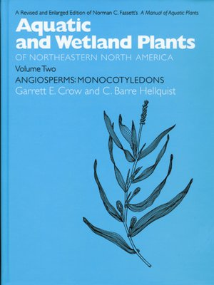 cover image of Aquatic and Wetland Plants of Northeastern North America, Volume II