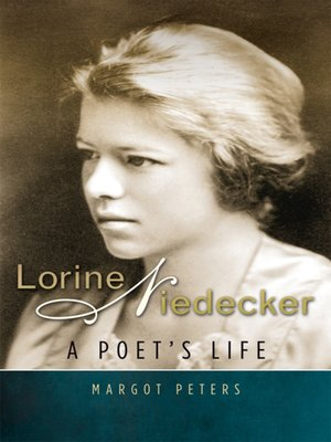 cover image of Lorine Niedecker