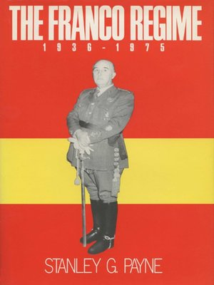 cover image of The Franco Regime, 1936–1975