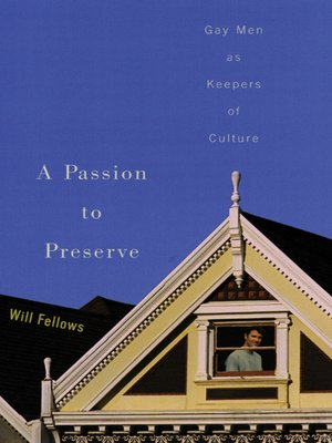 cover image of A Passion to Preserve