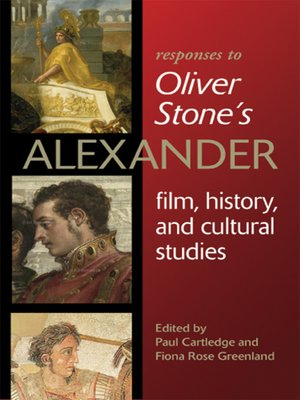cover image of Responses to Oliver Stone's Alexander