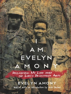 cover image of I Am Evelyn Amony