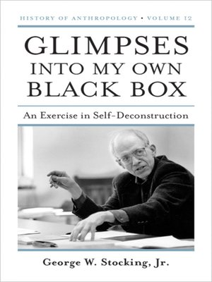 cover image of Glimpses into My Own Black Box