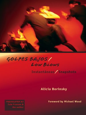 cover image of Golpes bajos / Low Blows