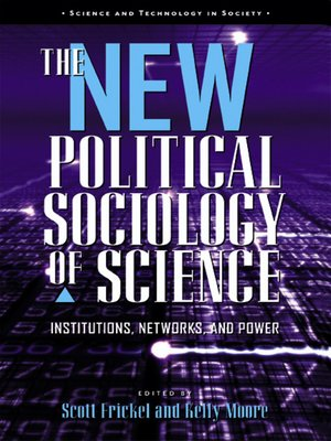 cover image of The New Political Sociology of Science