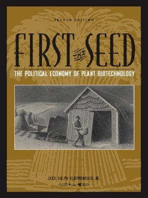 cover image of First the Seed