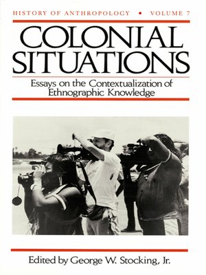 cover image of Colonial Situations