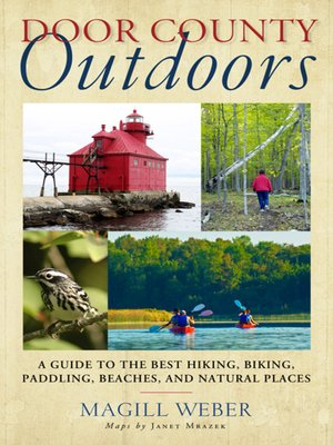 cover image of Door County Outdoors