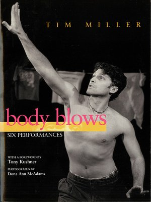 cover image of Body Blows