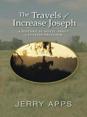 cover image of The Travels of Increase Joseph