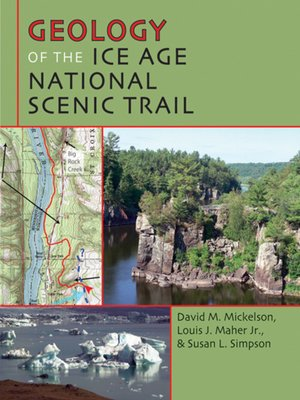 cover image of Geology of the Ice Age National Scenic Trail