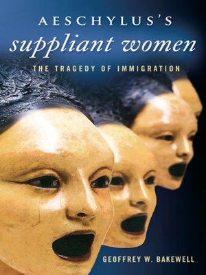 cover image of Aeschylus's Suppliant Women