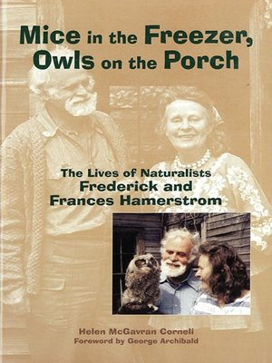 cover image of Mice in the Freezer, Owls on the Porch