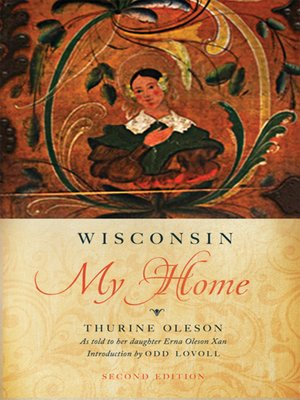 cover image of Wisconsin My Home