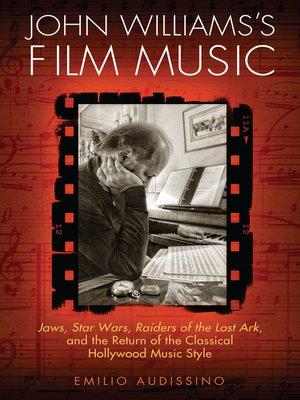 cover image of John Williams's Film Music