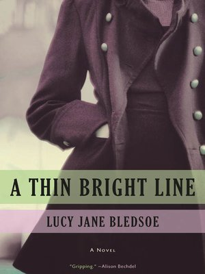 cover image of A Thin Bright Line