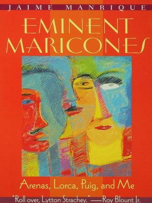 cover image of Eminent Maricones