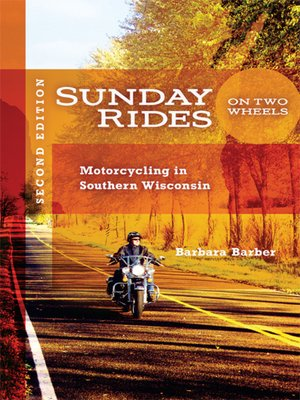cover image of Sunday Rides on Two Wheels