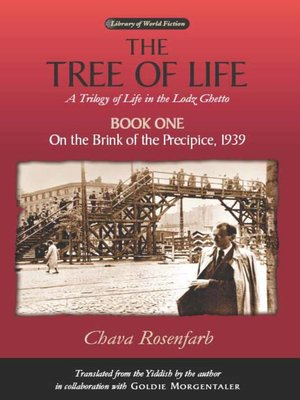 cover image of The Tree of Life, Book One