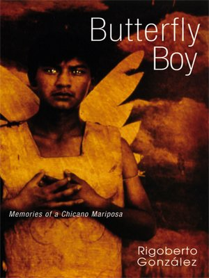 cover image of Butterfly Boy