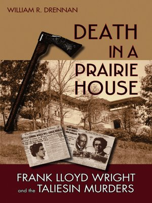 cover image of Death in a Prairie House