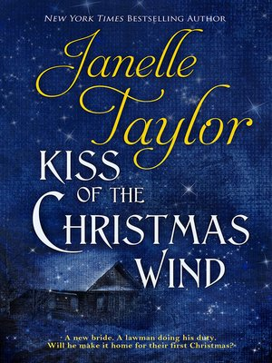cover image of Kiss of the Christmas Wind