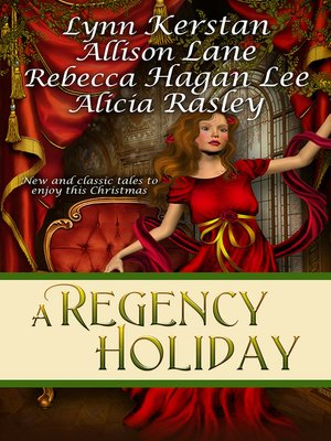 cover image of A Regency Holiday