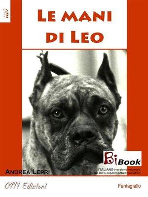 cover image of Le mani di Leo