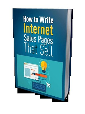 cover image of Write Internet Sales Pages That Sell