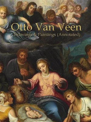 cover image of Otto Van Veen--Drawings & Paintings (Annotated)