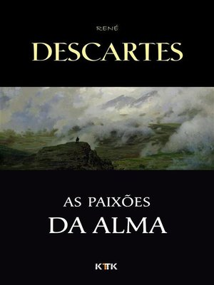 cover image of As Paixões da Alma