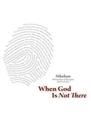 cover image of When God Is Not There