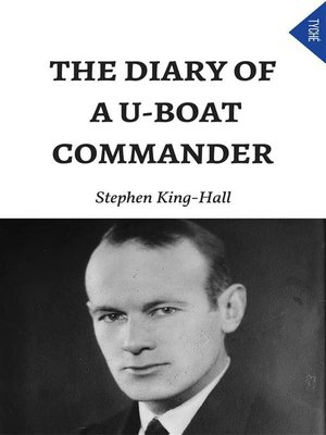 cover image of The Diary of a U-boat Commander