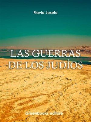 cover image of Las guerras de los Judíos