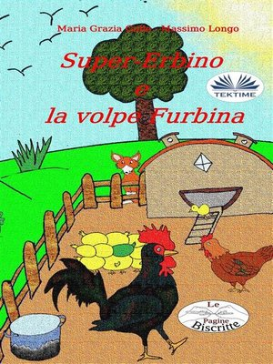 cover image of Super-Erbino E La Volpe Furbina