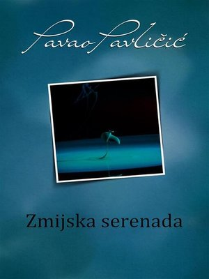 cover image of Zmijska serenada