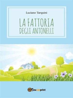 cover image of La fattoria degli Antonelli