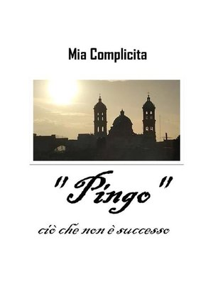 """cover image of """" Pingo """""""