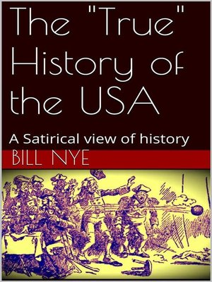 """cover image of The """"True"""" History of the USA"""