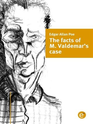 cover image of The facts of M. Valdemar's case