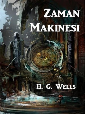 cover image of Zaman Makinesi