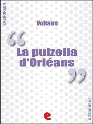 cover image of La Pulzella d'Orléans