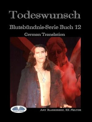 cover image of Todeswunsch (Blutsbündnis-Serie Buch 12)