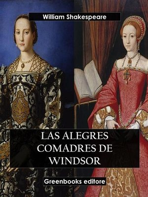 cover image of Las alegres comadres Windsor