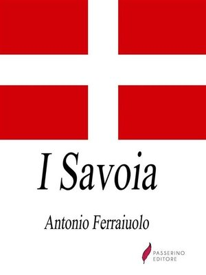 cover image of I Savoia